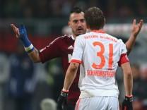 1. FC Nuernberg v FC Bayern Muenchen - Bundesliga