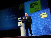 Parteitag der bayerischen FDP