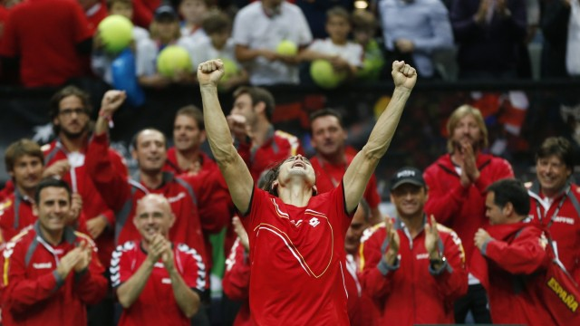 Sporticker Finalsieg gegen Spanien