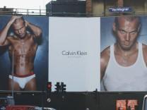 Calvin Klein Werbung