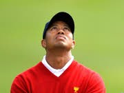 Tiger Woods; AFP