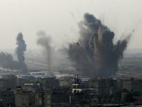 Gazastreifen Nahostkonflikt