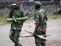 M23 rebels advances to Goma
