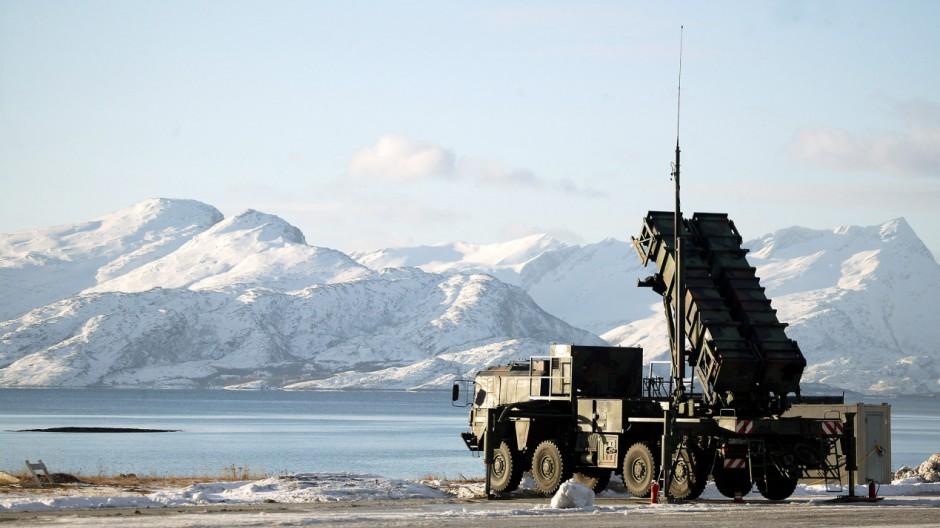 """""""Patriot""""-Raketen der Bundeswehr sollen in der Türkei stationiert werden"""