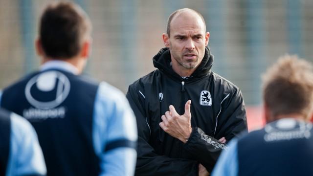 Neuer TSV 1860 München Trainer Schmidt
