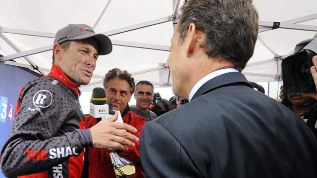 Lance Armstrong Dopingfall Lance Armstrong