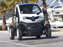 Renault Twizy, Renault, Twizy, Kleinwagen, elektro, Rückruf