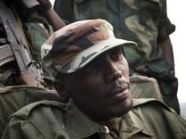 Rebellenführer Sultani Makenga