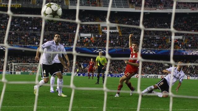 Valencia CF v FC Bayern Muenchen - UEFA Champions League