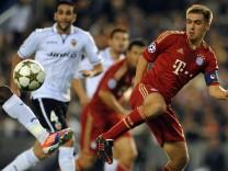 FC Valencia - FC Bayern München