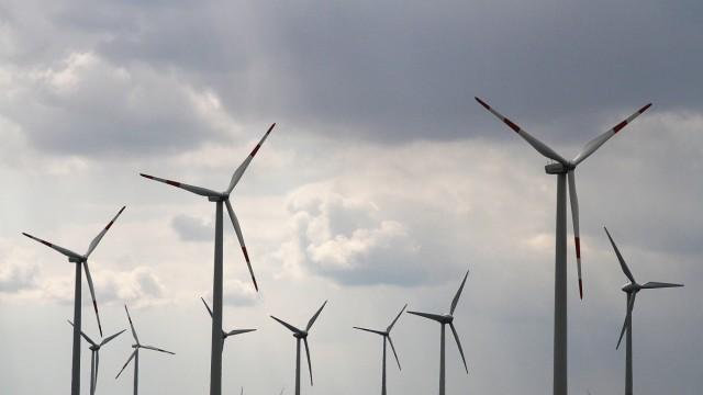 Windkraft Erding