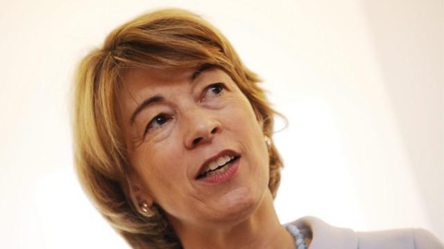 Erste Frau im Siemens-Vorstand scheidet angeblich aus