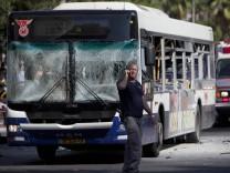 Tel Aviv Bombenanschlag Hamas Terror Gaza
