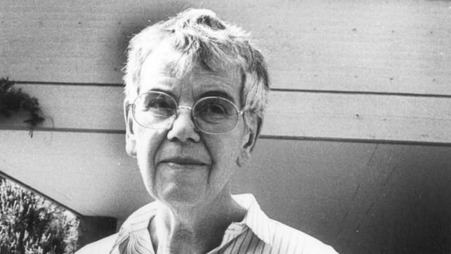 Inge Aicher-Scholl, 1987