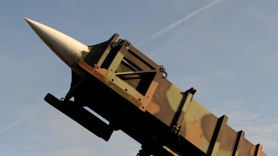 'Patriot'-Rakete