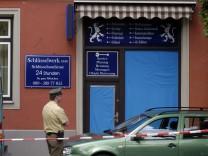 Mord an einem Griechen im Münchner Westend, 2005