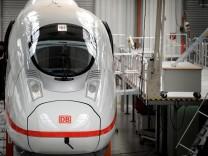 Siemens liefert neue ICE-Zuegen noch spaeter aus