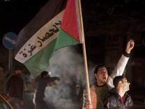 Waffenruhe zwischen Israel und Hamas
