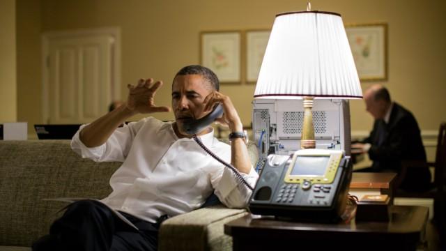 Obama telefoniert mit Netanjahu