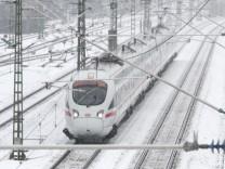 Lieferausfall bei der Deutschen Bahn