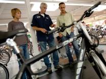 Fahrradkauf, Fahrrad, Schnäppchen, Saisonverkauf