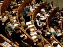Zahl der Studenten in Niedersachsen deutlich gestiegen