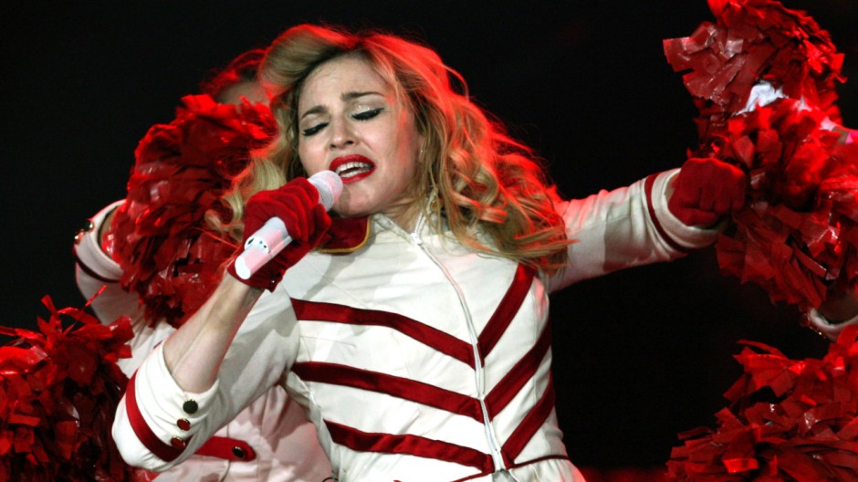 Madonna in St. Petersburg