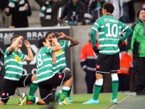 VfL Borussia Monchengladbach v AEL Limassol FC - UEFA Europa League