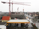 Baustellen an der Münchner Straße