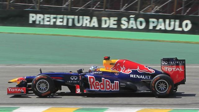 Sporticker Formel 1 in Brasilien