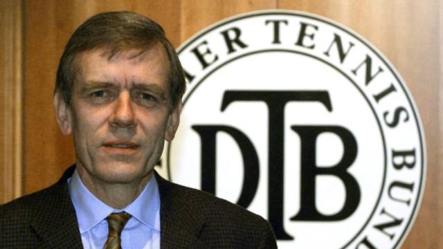 Georg von Waldenfels als DTB-Präsident wiedergewählt