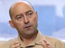 'Patriot'-Verband wird von NATO-Kommandeur gefuehrt
