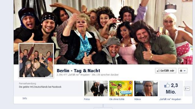 Berlin Tag und Nacht