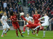 FC Bayern Muenchen - Hannover 96