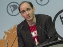 Piratenpartei Johannes Ponader Bundesparteitag Shitstorm