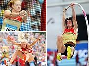 Deutsche Leichtathleten;Getty,dpa