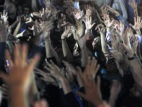 Ägypten Mursi Richter Protest