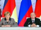 deutsch-russische Regierungskonsultation Außenpolitik Merkel Putin