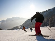 Ski Skigebiet Snowboarden Alpen Spitzingsee Tegernsee