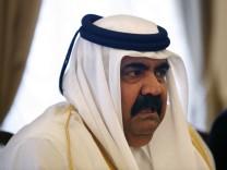Sheik Hamad bin Khalifa Al-Thani