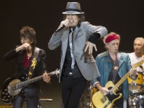 Mick Jagger, Keith Richards, Ronnie Wood, Charlie Watts
