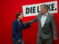 Linken-Vorsitzende Katja Kipping
