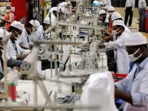 Textilfabrik in Bangladesch