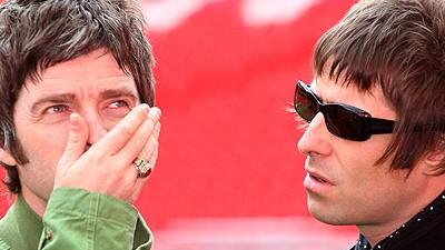 VIP-KLick VIP-Klick: Liam und Noel Gallagher