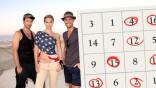 Million Dollar Shootingstar Bingo zur Model-Show