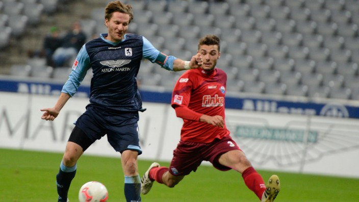 TSV 1860 Muenchen - SC Paderborn 07