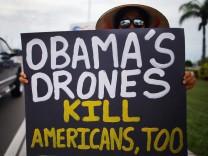 US Drohnenkrieg Obama