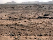 Curiosity Rover, Mars, Nasa,