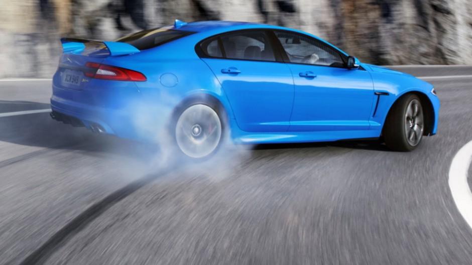 Jaguar XF R-S, Jaguar, XF R-S, XF, Sportwagen