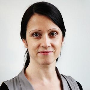 Portrait  Mirjam Hauck